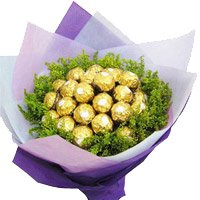 Ferrero Rocher Chocolate Bouquet to India